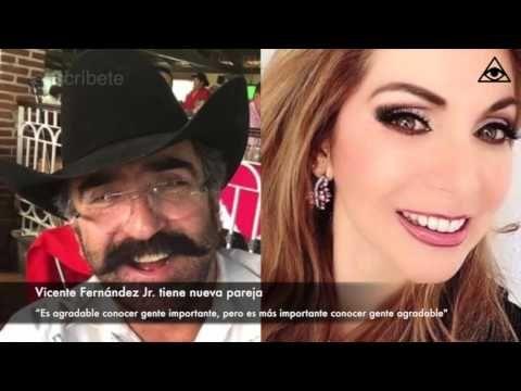 ¡Vicente Fernández Jr. tiene nueva pareja¡ | Noticias al Momento