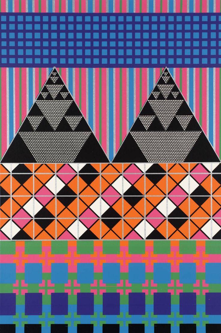 Sir Eduardo Paolozzi '[no title]', 1967 © The Eduardo Paolozzi Foundation