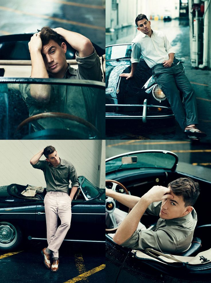 can we just take a minute ...Channing Tatum                                                                                                                                                                                 More