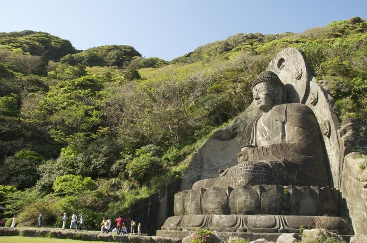 Great image of buddha Chiba