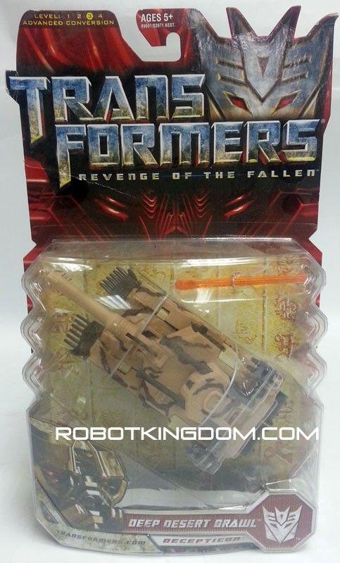 hasbro transformers 2 rotf deluxe deep desert brawl warehouse found! #transformer