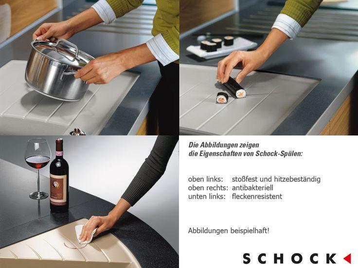Schock Primus D-100 L A Beton Granit-Spüle für 208,90 EUR - shop.moebelplus.de