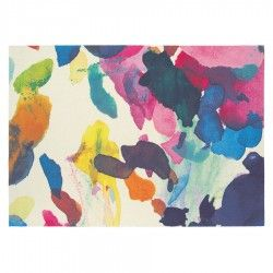 This rug is unreal, love the watercolour design - from bluebellgray