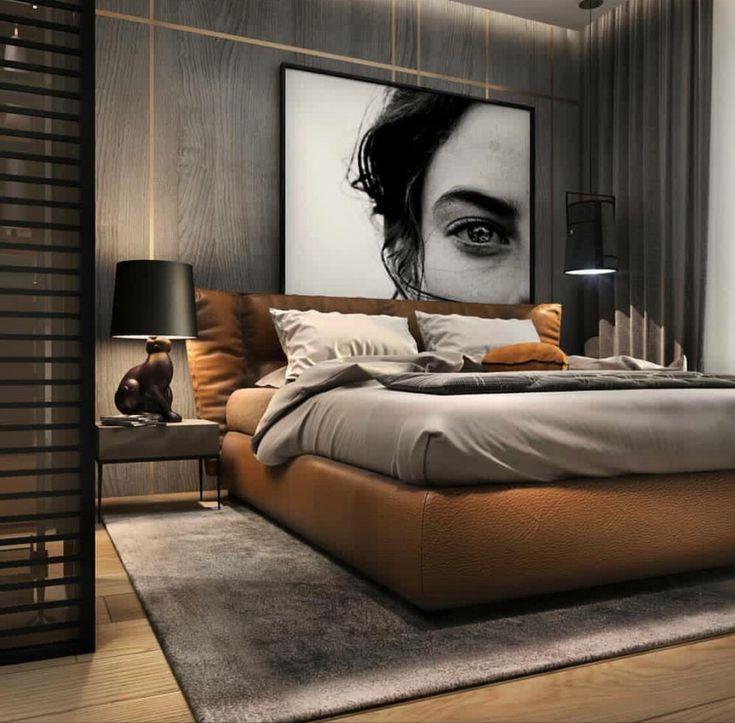 Bedroom – #bedroom #einrichtungsideen