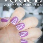 V is for Vogue Nails