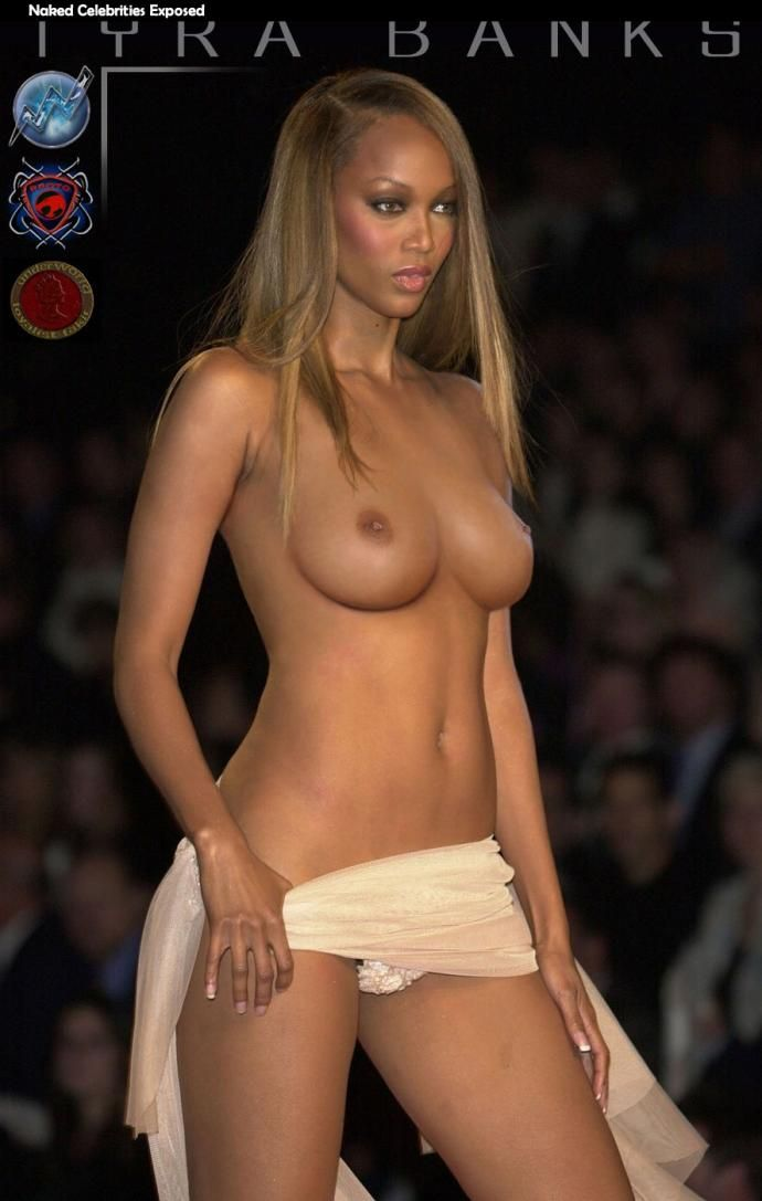 from King tyra banks nude and sexy