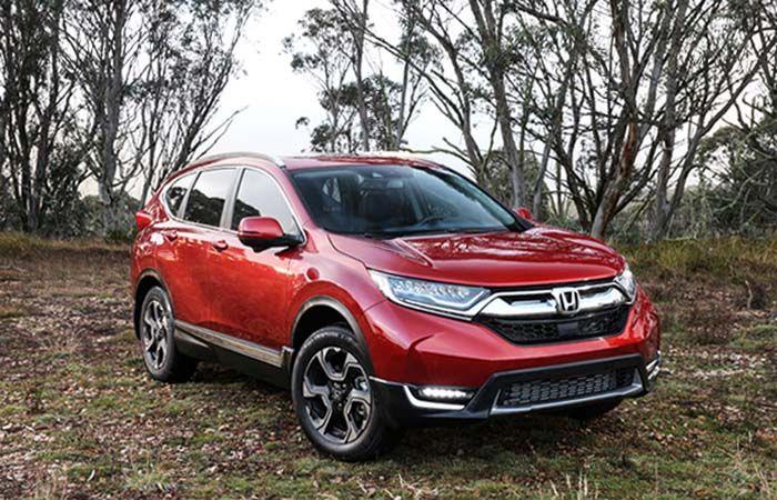 New 2018 Honda CR-V Generating Smooth and Dynamic Ride Car