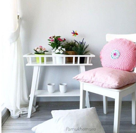 Balkon, Çiçeklik, Ikea
