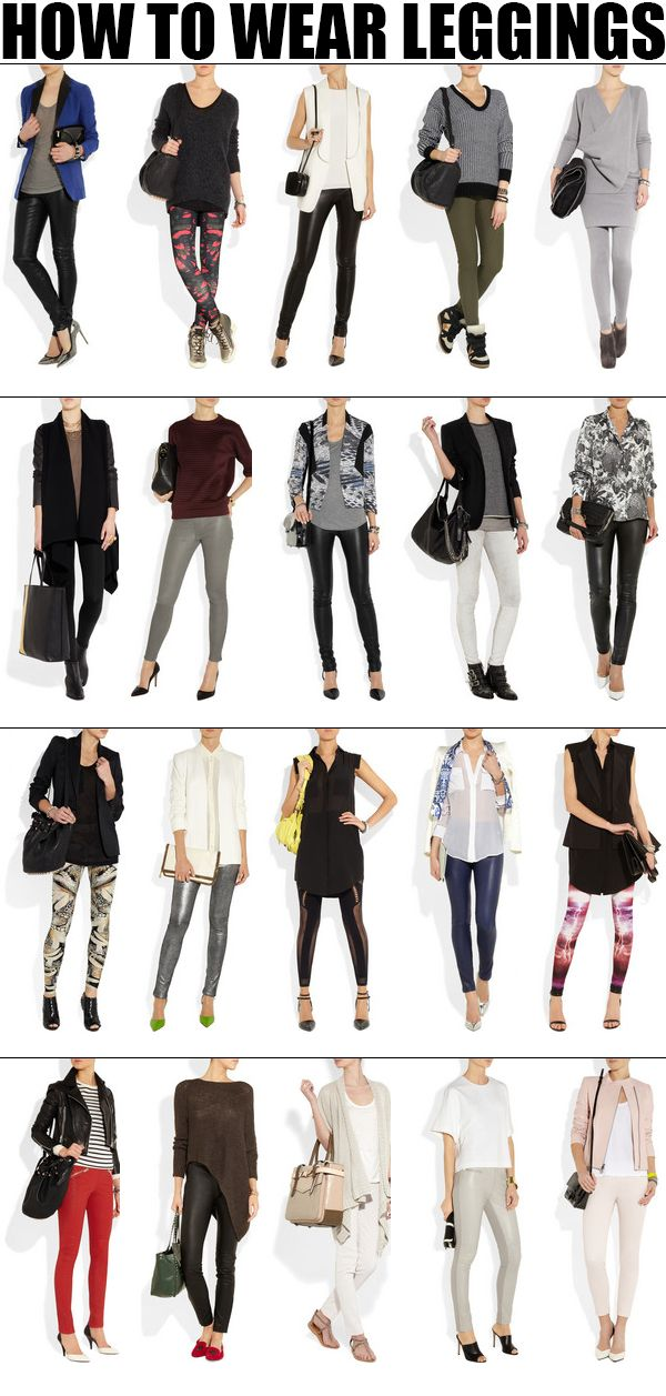 Style with leggings