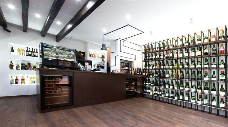Borissimo Borszaküzlet - Galéria - CsiszerTamas.com #wine #shop in #Budapest , #Hungary #Shop #store #design, mostly #optical #opticians #interior, besides #office , #cafe , #restaurant , #foodcourt interiors. Unique and #creative ideas, solutions from a Hungarian #design studio, #Csiszer .