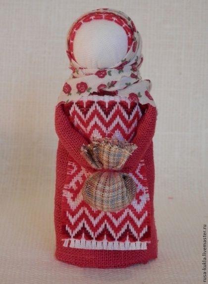 Народные куклы ручной работы. Ярмарка Мастеров - ручная работа Кукла подорожница народная-народная. Handmade.