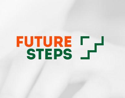Future Steps logo design http://be.net/gallery/40672539/Future-Steps-logo-design