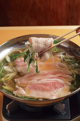 【神田小川町・しゃぶしゃぶ&とんかつ】ポンチ軒/Ponchi Ken www.shunkoutei.com