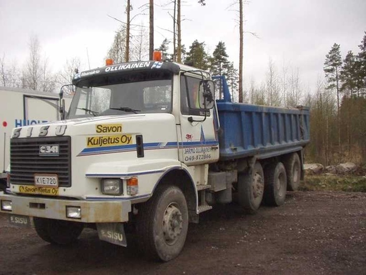 SISU SL 250 of Finland