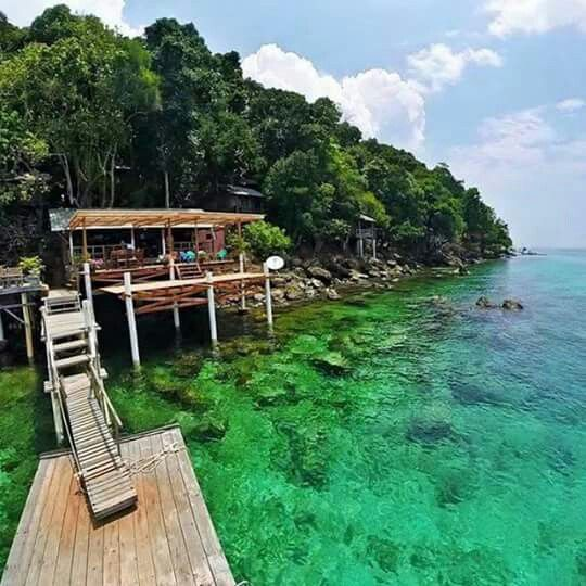 We Island, Aceh