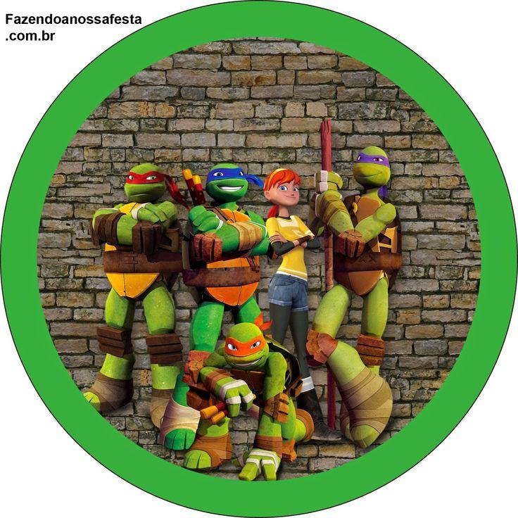 45 best Teenage Mutant Ninja Turtles images – Free Teenage Mutant Ninja Turtles Birthday Invitations