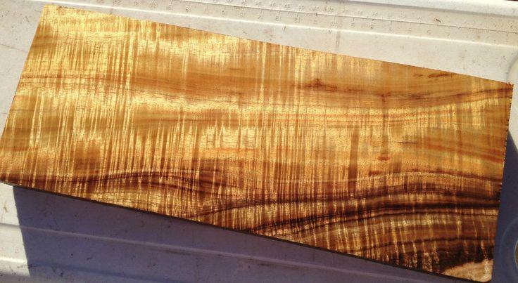 Hawaiian Curly Koa Wood Lumber Wood Pinterest