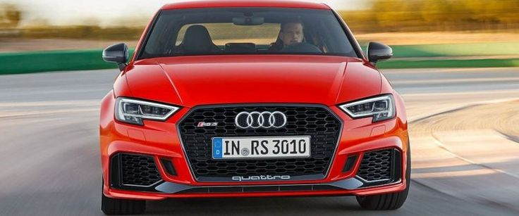 Audi starts selling RS 3 Sportback and Limousine
