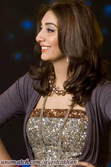 Ayesha Khan Pakistani Dramas And Films Actress And Fashion Model .