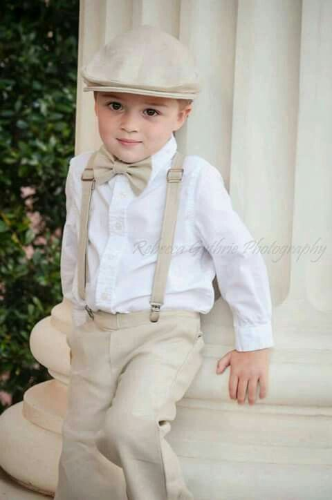 Moda corbatín infantil
