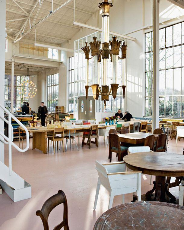 Piet Hein Eek Laboratory + Workshop. | Yellowtrace — Interior Design, Architecture, Art, Photography, Lifestyle & Design Culture Blog.