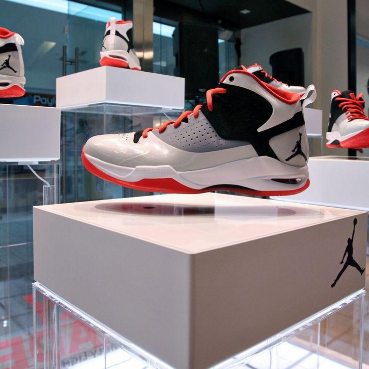 Zweefmodule voor Nike