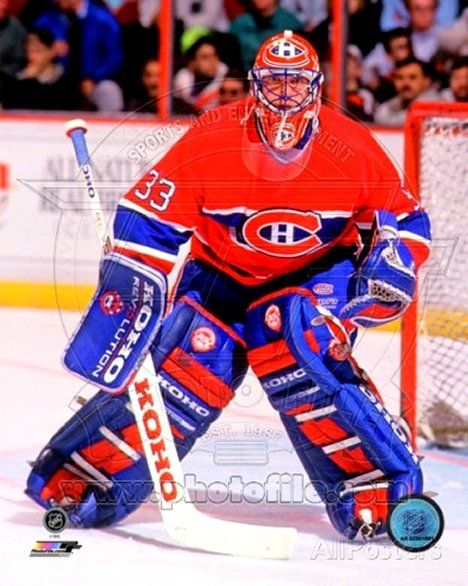 Montreal Canadiens - Patrick Roy Photo