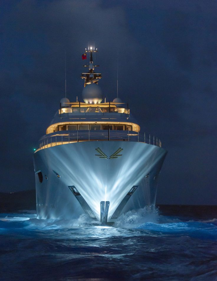Yachting luxury at its finest. #WeKnowYourHydraulics