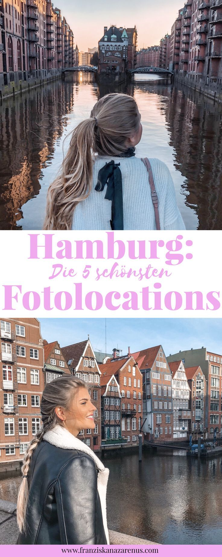 Die 5 schönsten Fotolocations in Hamburg