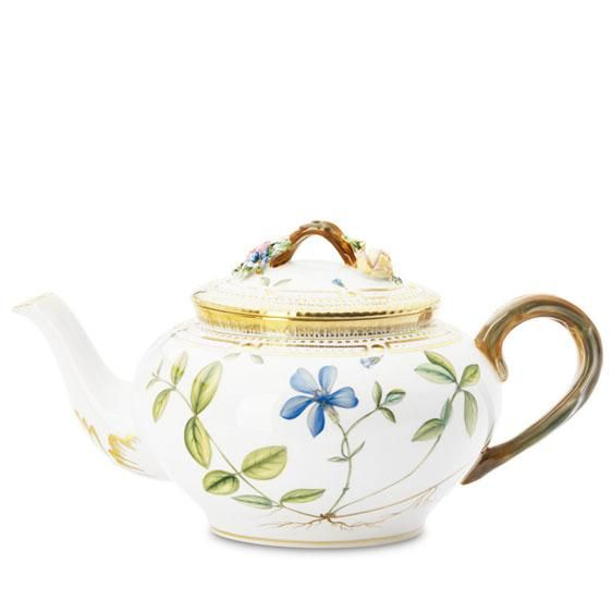 TEAPOT & COVER - Royal Copenhagen.
