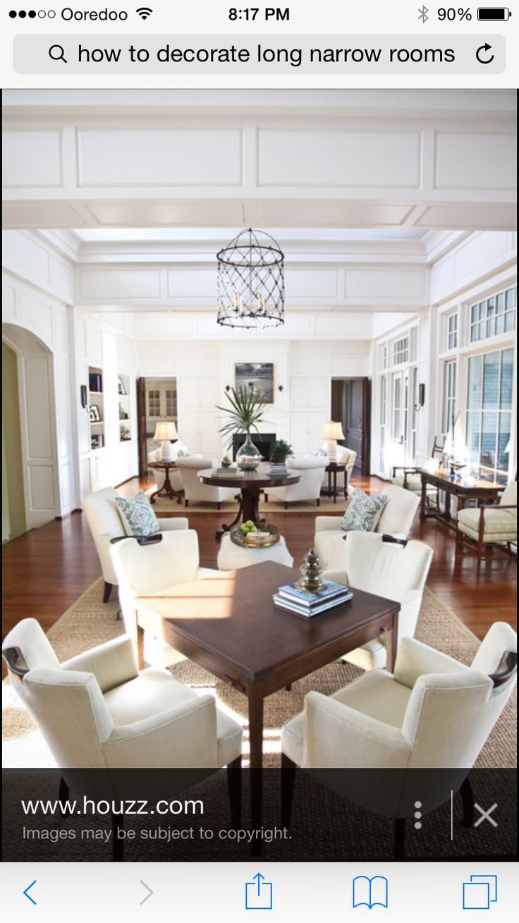 11 best Multiple seating areas images on Pinterest | Living spaces ...