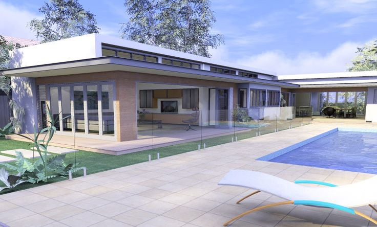 Beau House Clontarf - 3D Design Concept by All Australian Architecture