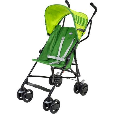 Chicco Poussette canne snappy green