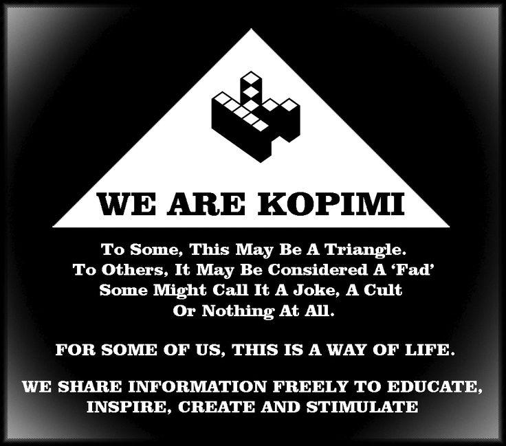 We are Kopimi !!