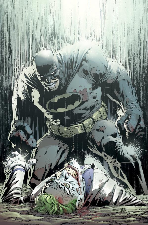 Dark Knight III : The Master Race