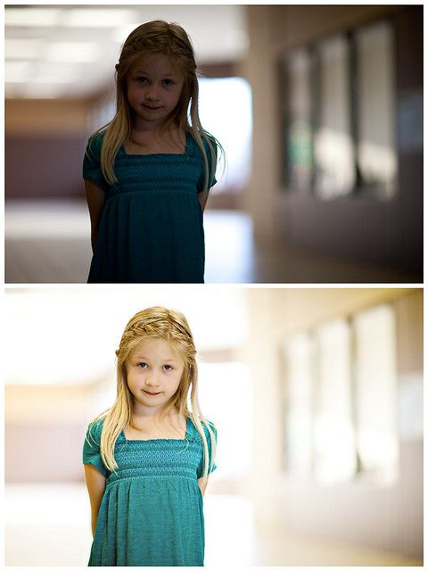 Before and After - Photoshop
