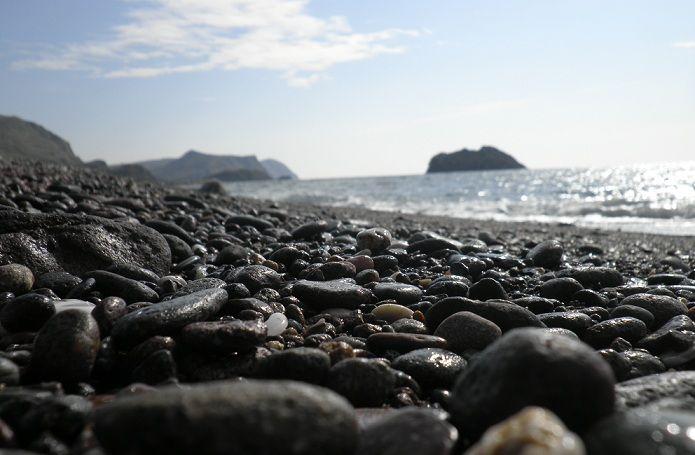 Eresos beach, Mytilene, Lesvos Island