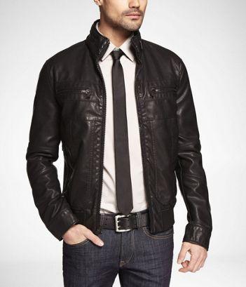 Like leather jacket mens style fashion