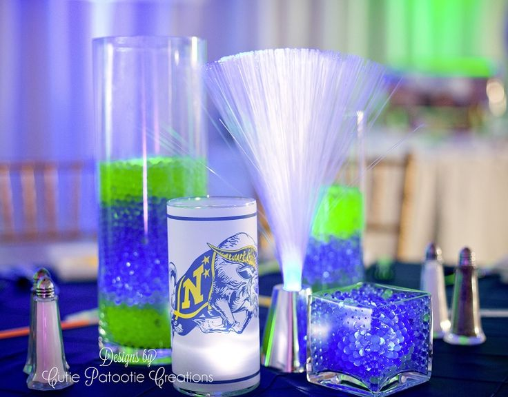 Jack's Lacrosse Wrestling Glow Themed Bar Mitzvah Party Decorations