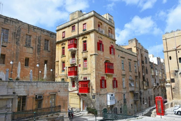 Malta, Veletta, travel, trip, Europe