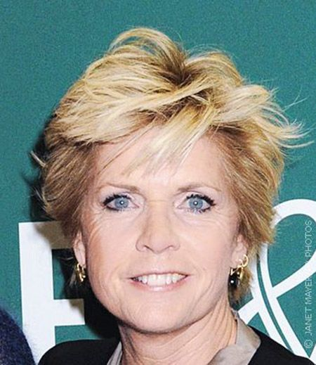 Pin By Latest Hairstyles On Repins From Pinterest: Short Haircuts For Older Women