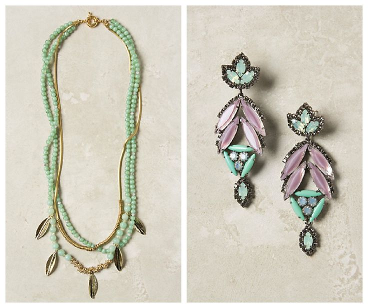 Jewelry For Vintage Style Wedding