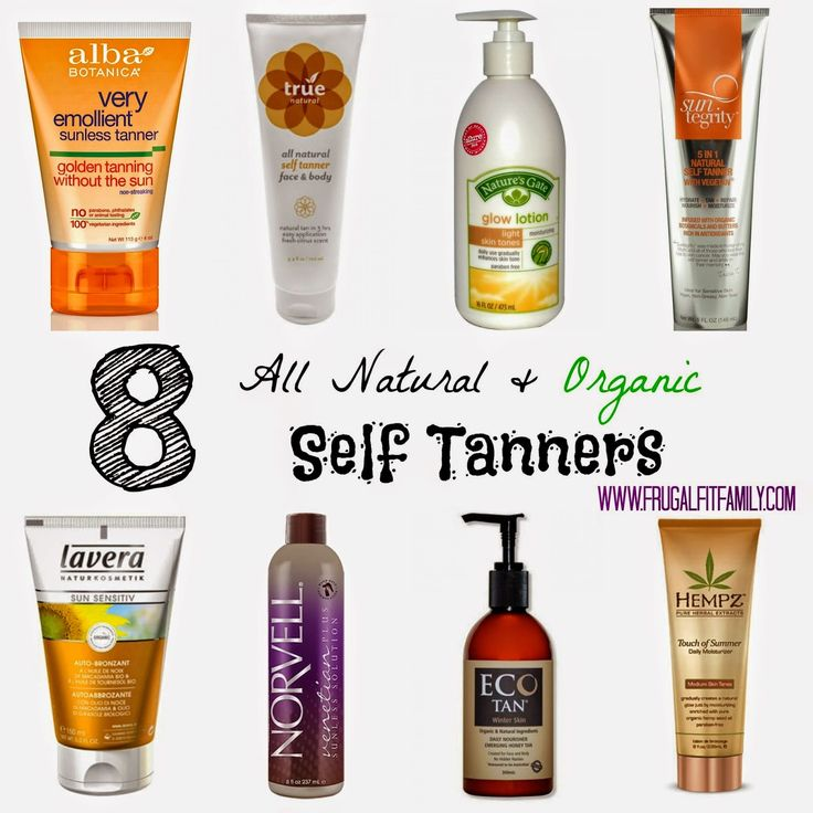 Frugal Fit Family Green Cleaning: DIY All Natural Self Tanner - Tea for You