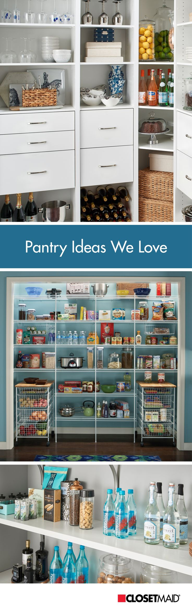251 best Kitchen & Pantry images on Pinterest | Home ideas, Bar home ...