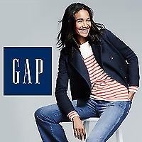 Gap | One Big Happy Sale Up To 50% Off Or More (Online & In-Store)