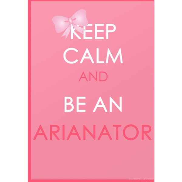 ariana grande | Tumblr ❤ liked on Polyvore