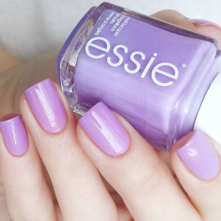 A fresh essie mani is an instant mood lifter.