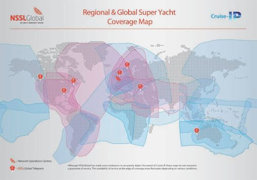 See the Global Coverage Map for ‪#‎NSSLGlobal‬ Complete Superyacht Communications. We, at Horizon Marine Electronics, are now the ONLY provider in the ‪#‎Balearics‬ with the rights to distribute NSSLGlobal Complete ‪#‎Superyacht‬ Communications. #MarineElectronicsForSuperyachts