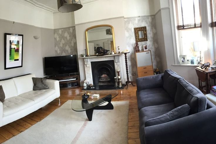 Check out this awesome listing on Airbnb: Spacious London Flat & Roof Garden - Flats for Rent in Crystal Palace