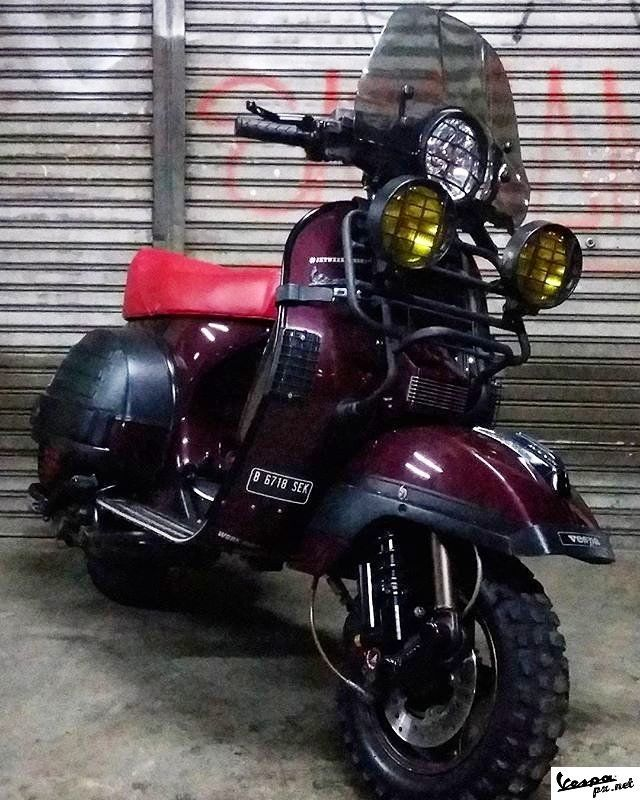 「vespa px offroad」の画像検索結果